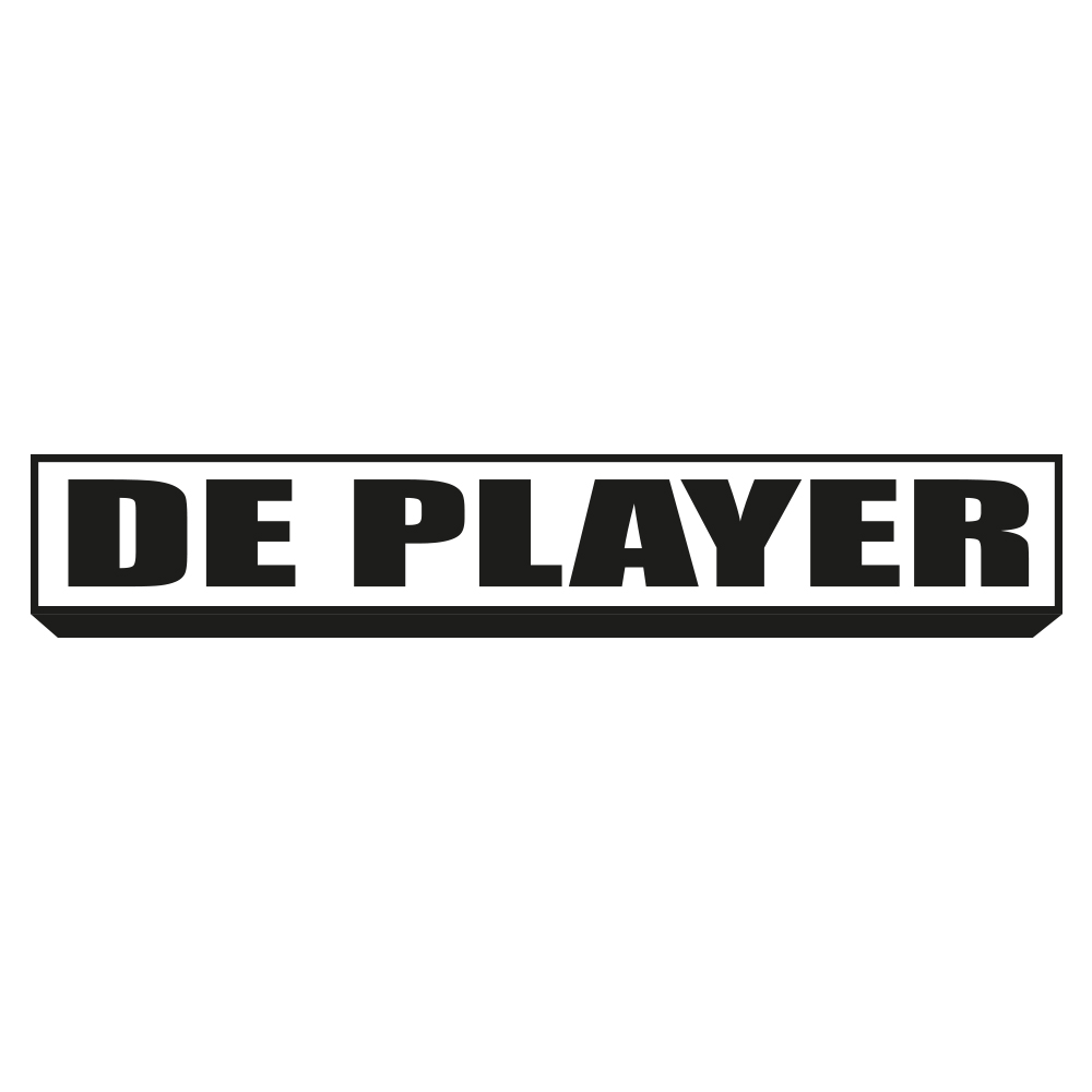 de player logo